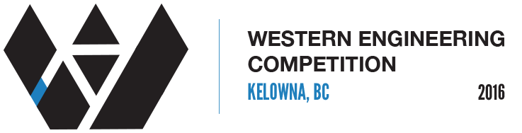 Western Engineering Competition 2016